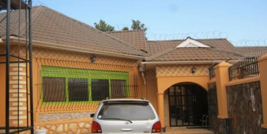 BUGEMBE JINJA FULLY FURNISHED HOME