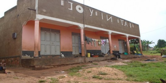 Commercial Property for Sale in Jinja – Mbiko, Namwezi