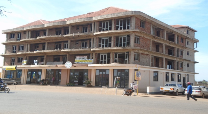 Office Space on a Commercial Property For Rent in Iganga Town