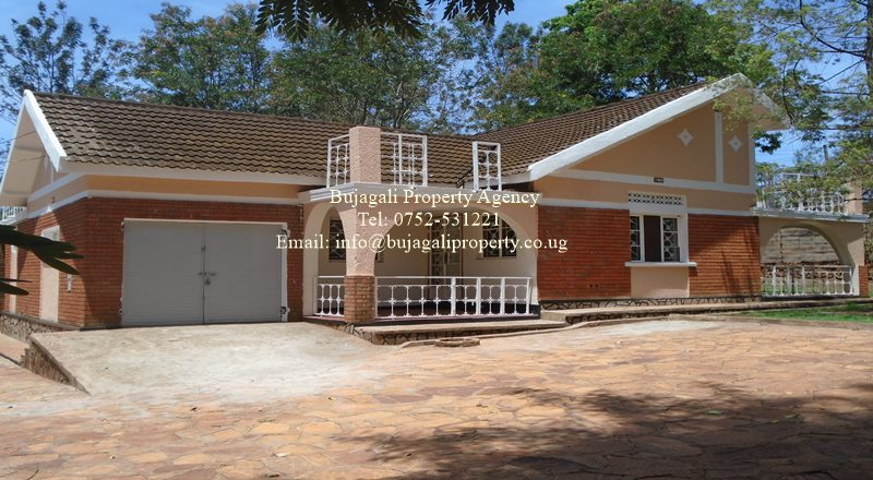 HOUSE FOR RENT IN NJERU BUIKWE