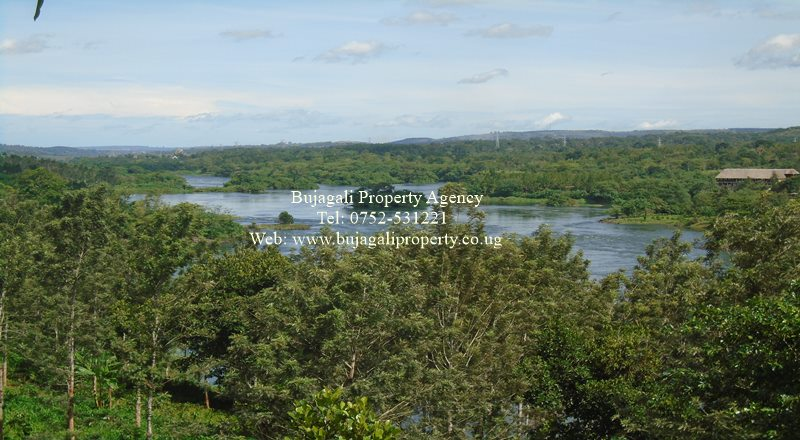 LAND FOR SALE ALONG RIVER NILE IN JINJA KIBIBI