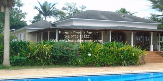 LUXURY HOME WITH A SWIMMING POOL IN JINJA