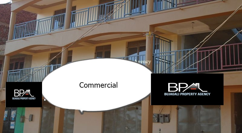 Commercial Building For Sale in Jinja Town.