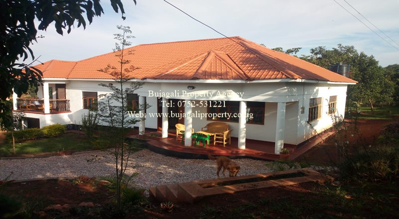 FURNISHED HOLIDAY HOME IN JINJA NJERU