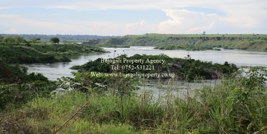 LAND FOR SALE IN JINJA RIVER NILE ACCESS