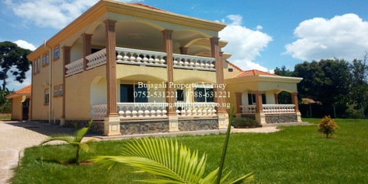 MODERN RESIDENTIAL HOME TO LET IN JINJA DISTRICT