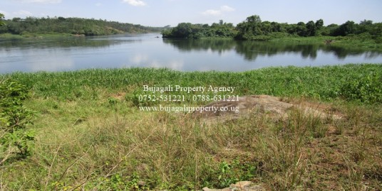 5 ACRES OF RIVER SIDE LAND FOR SALE OFF KAYUNGA ROAD