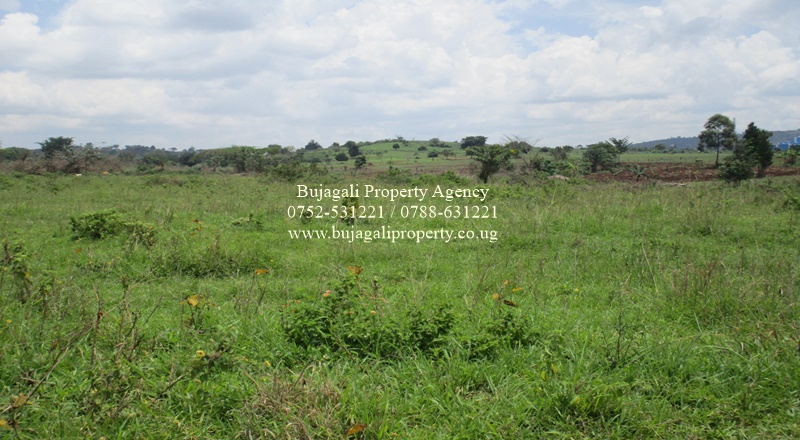 JINJA INDUSTRIAL LAND FOR SALE AT NJERU