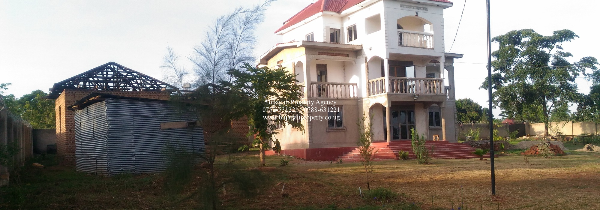 MUSITA 3 ACRE TITLED PROPERTY FOR SALE