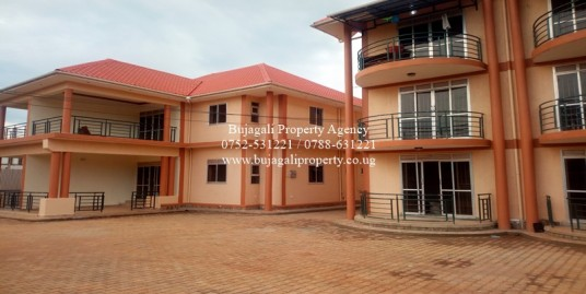 TWO BEDROOM AND ONE BEDROOM APARTMENTS FOR RENT IN JINJA TOWN