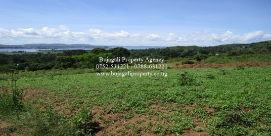3 ACRE MAILO TITLED LAND AT NJERU BUIKWE ON THE HILL SIDE