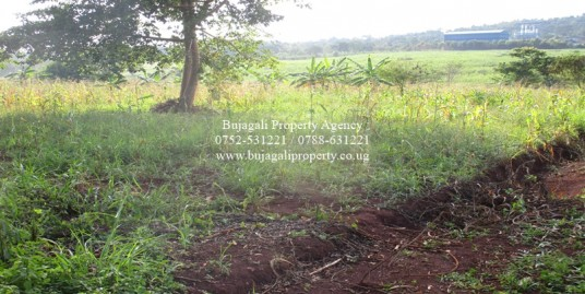 SEVEN ACRE INDUSTRIAL LAND FOR SALE AT NJERU MUNICIPALITY
