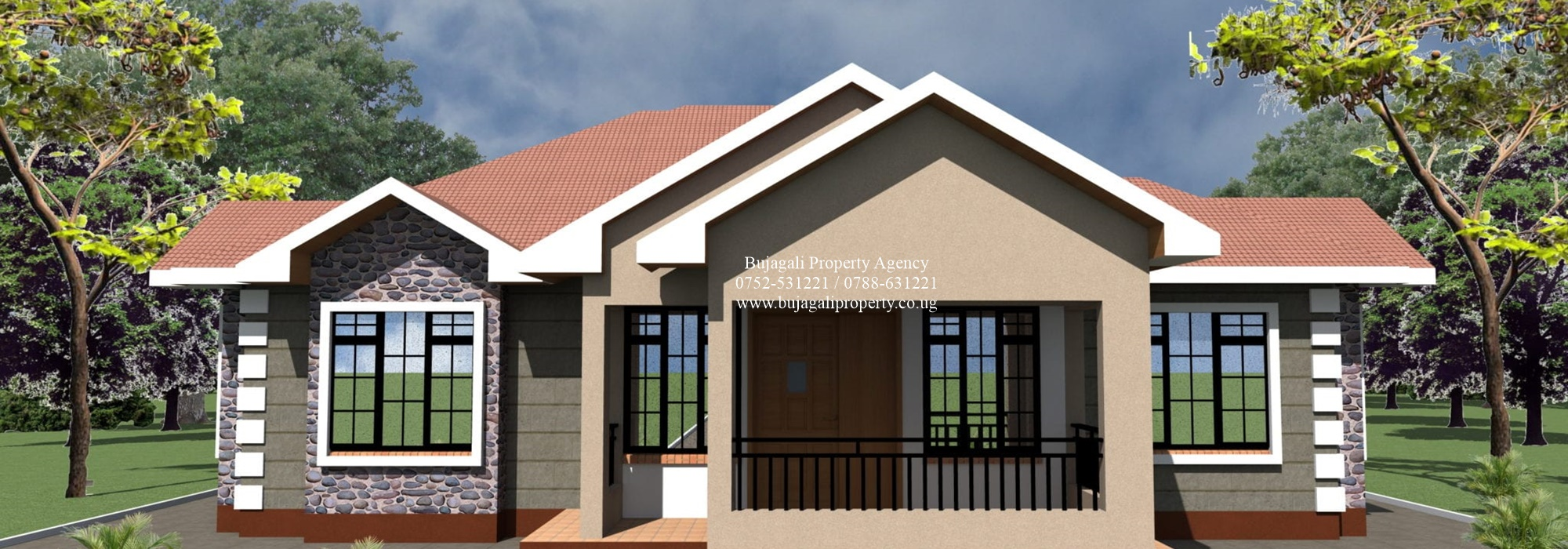 SIX BEDROOM RESIDENTIAL HOUSE FOR SALE IN JINJA CENTRAL