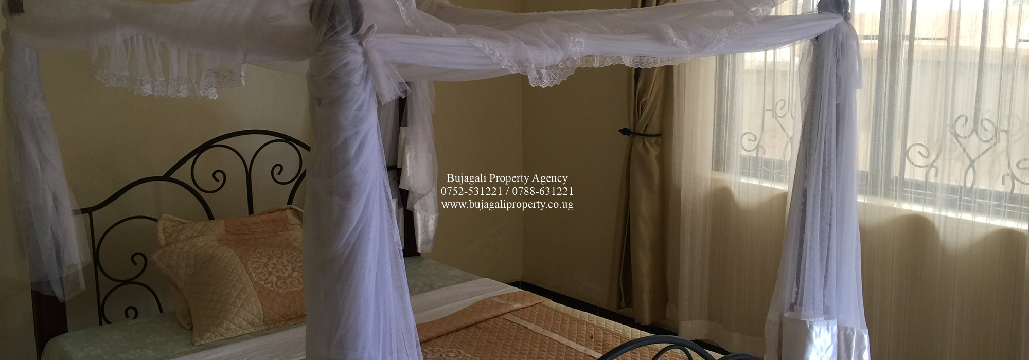 NEW GUESTHOUSE AT BUGEMBE JINJA IS NOW FOR RENT