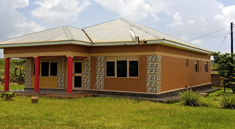 UNFURNISHED OR FURNISHED HOME RENT OPTION IN JINJA BUKAYA