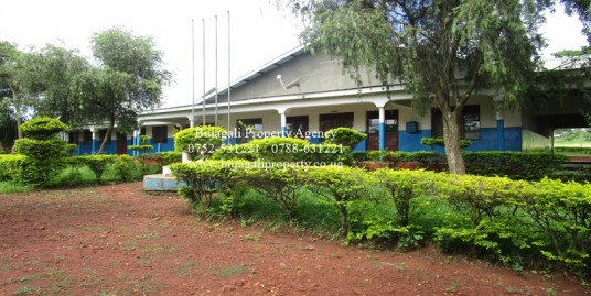 PRIVATE SCHOOL FOR SALE AT OUTSKIRTS OF JINJA UGANDA
