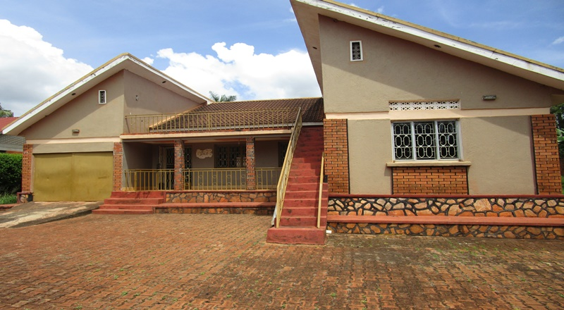 SPACIOUS FAMILY HOME FOR RENT AT NJERU BUIKWE
