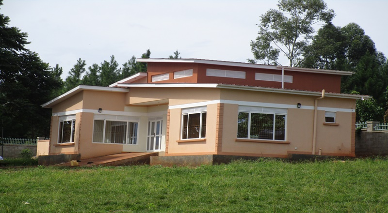 HOME FOR RENT ON THE NILE AT NJERU BUIKWE