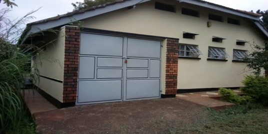 THREE BEDROOM FAMILY HOUSE TO LET IN JINJA TOWN