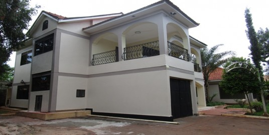 BEAUTIFUL RESIDENTIAL HOME TO LET IN JINJA TOWN