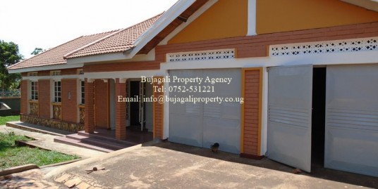 SIX BEDROOM HOUSE FOR RENT AT BUGEMBE JINJA