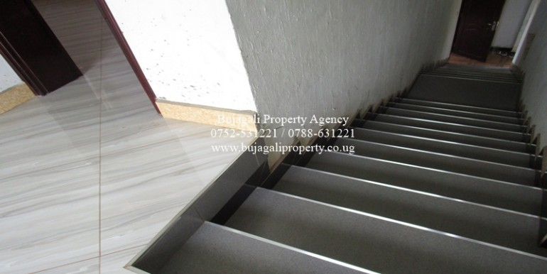 Stairs from Upper Floor