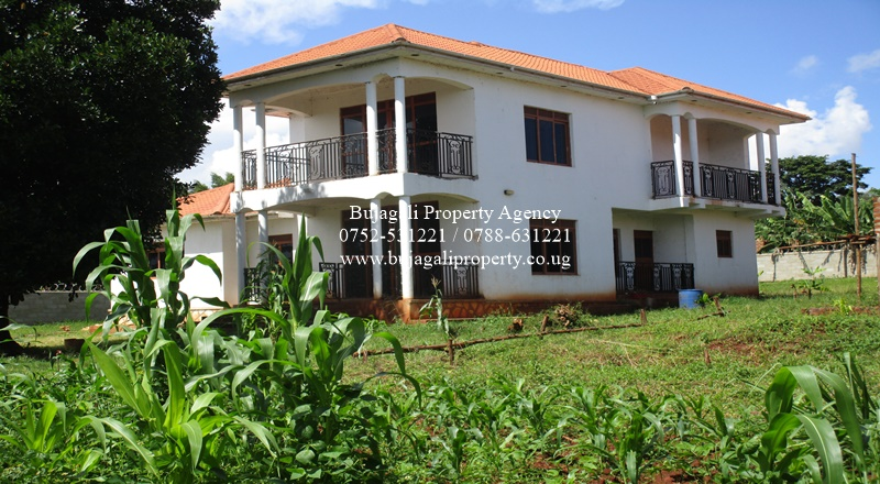 NEW MULTI-USE SEMI-COMPLETE HOUSE FOR SALE IN JINJA