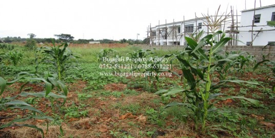 HALF ACRE TITLED PLOT FOR SALE IN JINJA MUNICIPALITY