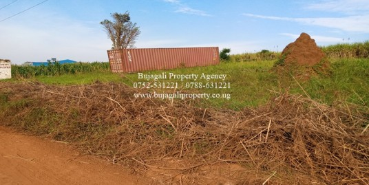 ONE ACRE FREEHOLD TITLED INDUSTRIAL PLOT WITH A 40FT CONTAINER