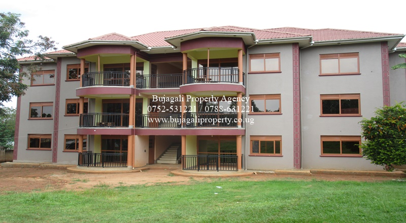 TWO BEDROOM APARTMENTS NEAR JINJA GOLF COURSE