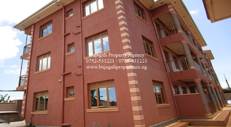 TWO BEDROOM APARTMENTS FOR RENT AT MPUMUDDE JINJA