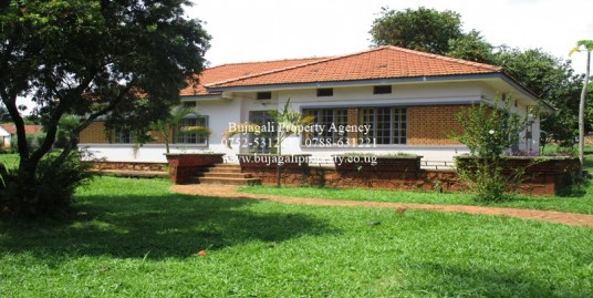 JINJA CITY BUNGALOW FOR SALE IN A PRIME RESIDENTIAL AREA