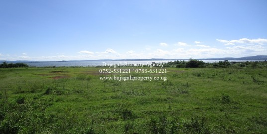 ONE ACRE OF LAKE SIDE LAND FOR SALE AT NTINKALU NEAR JINJA CITY
