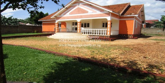 RESIDENTIAL HOME TO LET AT BUKAYA NJERU IDEAL FOR A BIG FAMILY