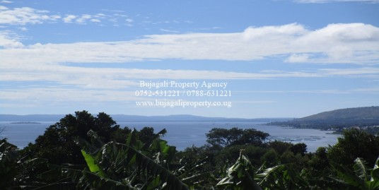 MAILO TITLED RESIDENTIAL PLOT WITH LAKE VIEWS FOR SALE AT BUKAYA