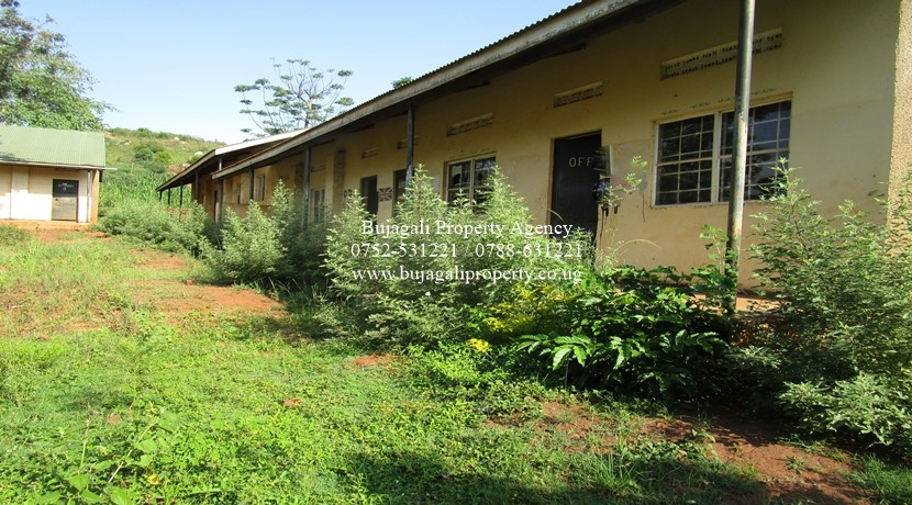PRIMARY SCHOOL ON 2.44 ACRE LAND FOR SALE 15KM FROM JINJA TOWN