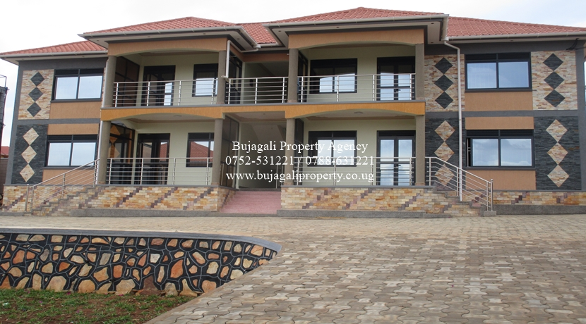 TWO BEDROOM TWO BATHROOM NEW JINJA MASESE APARTMENTS